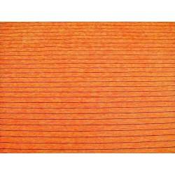 Tela de Tapiceria Bravo Rayas color 235 Naranja