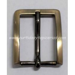 Hebilla de Cinturon de 30mm de paso (ref. 125)
