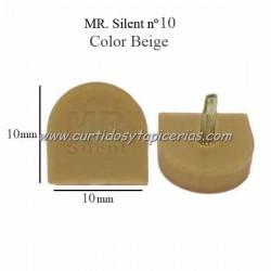 Tapitas MR Silent color Beige