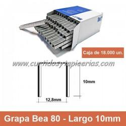 Caja de Grapas Bea 80/10