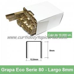 Caja de Grapas Economica Mod. 80/8
