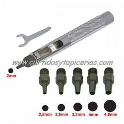 Sacabocados de Golpe Modelo Mini (Blister Pack)